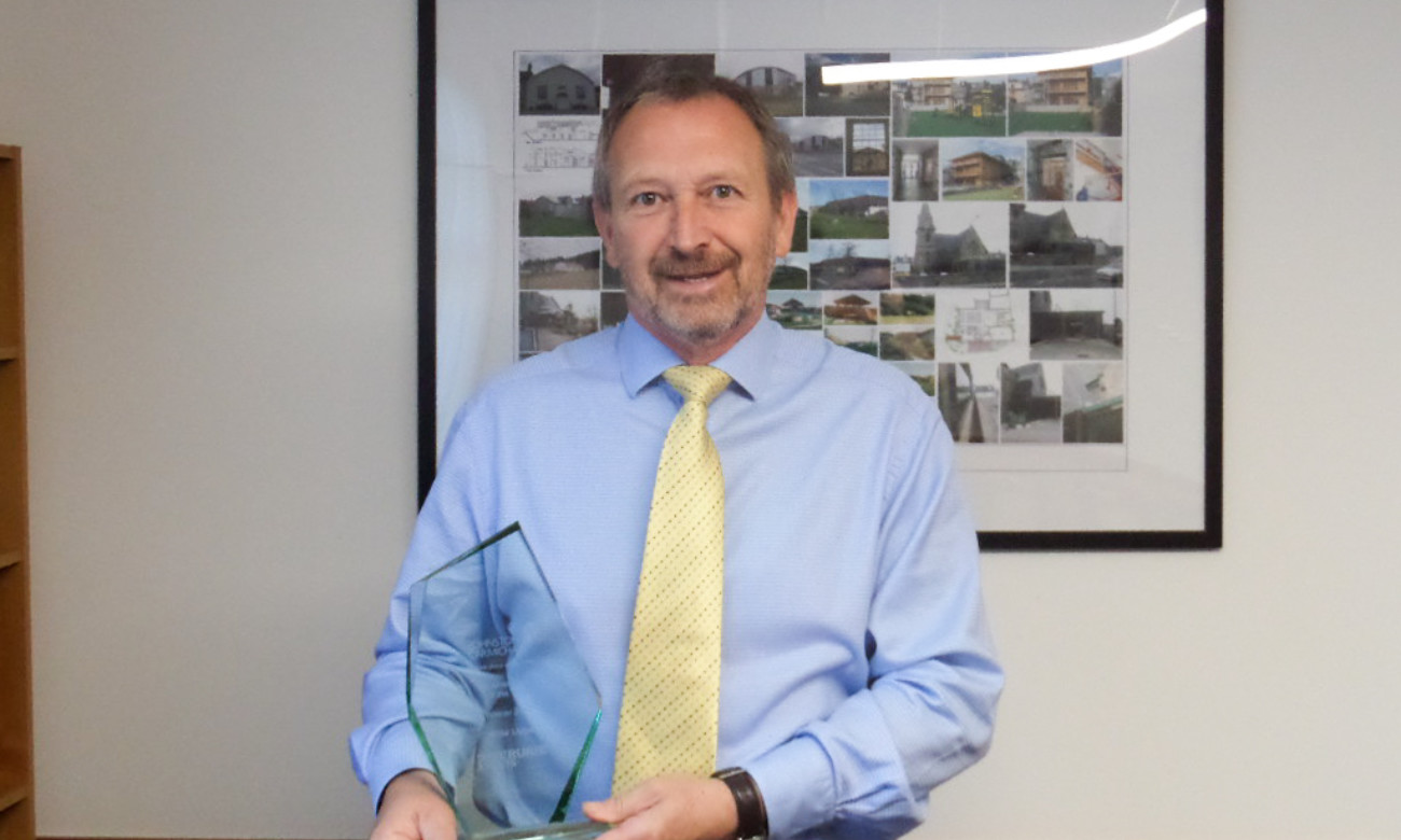 Pride of Inverurie Awards - Business Man of the Year!