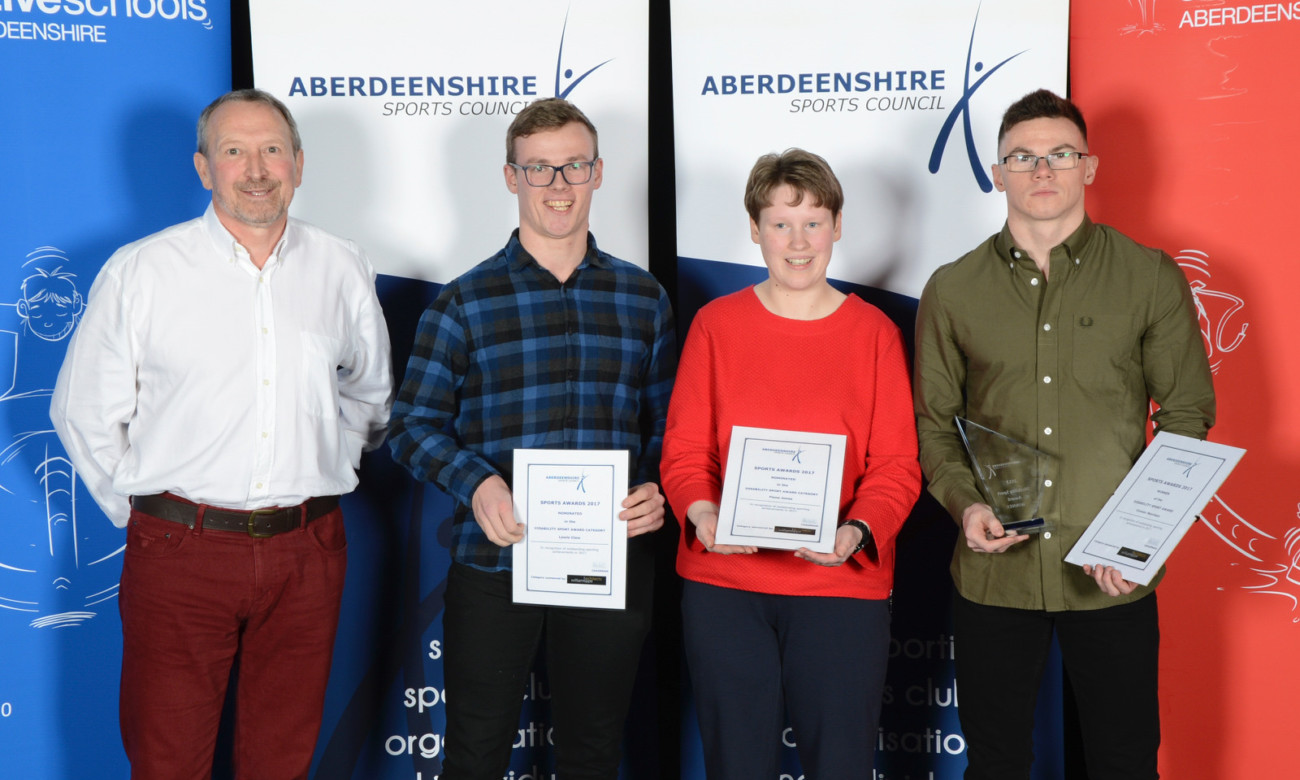 Aberdeenshire Sports Council Awards