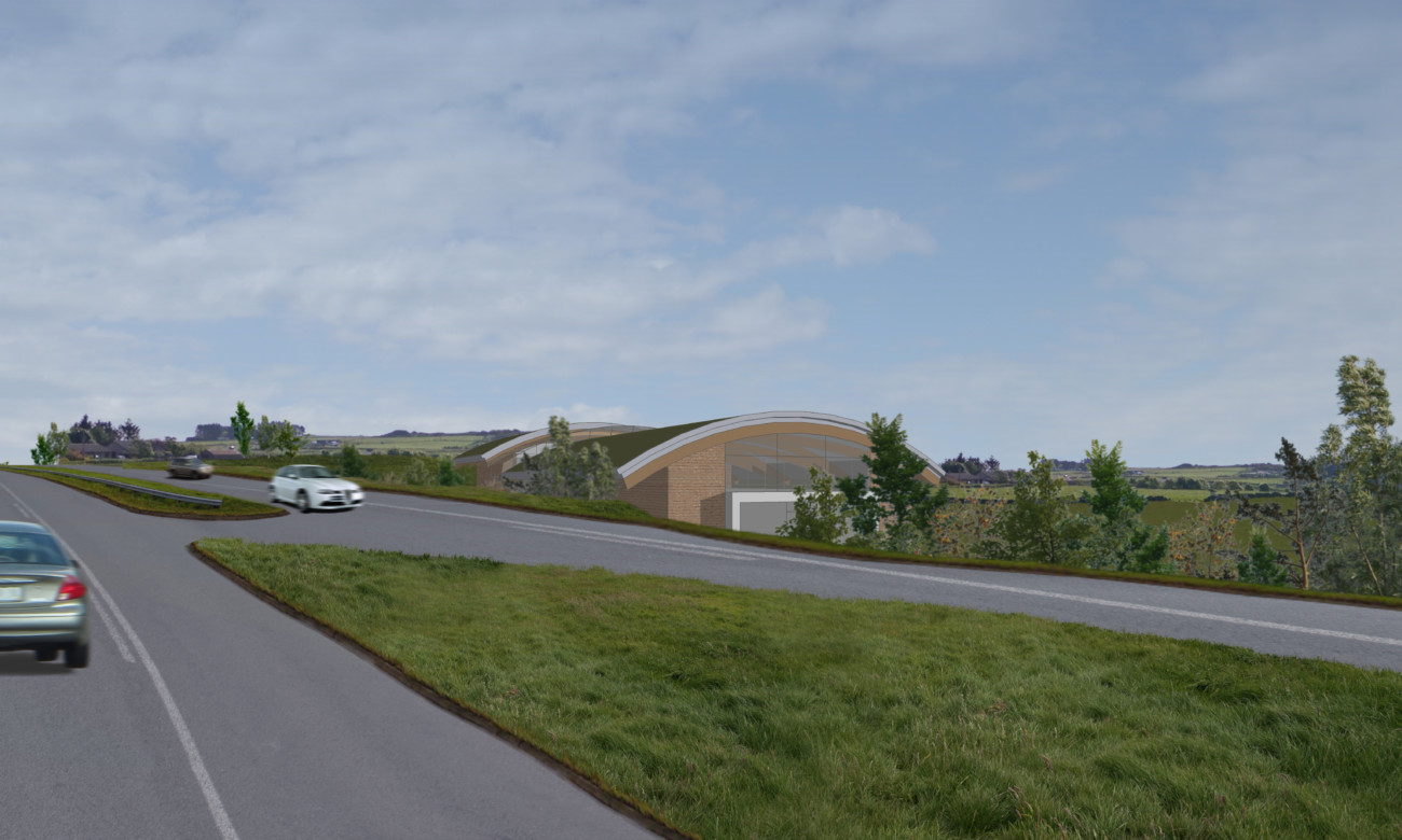 Former Filling Station to be Transformed into Garden Centre