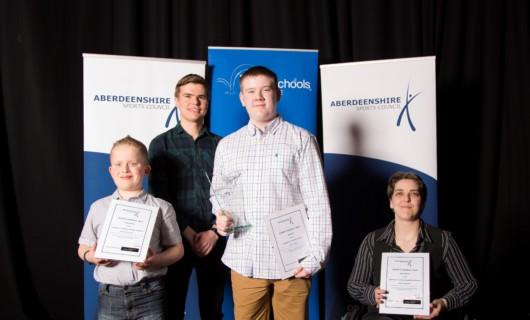 Aberdeenshire Council Sports Awards