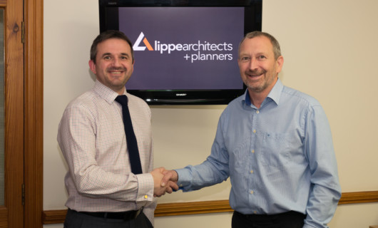 Lippe Architects announce appointment of new Managing Director