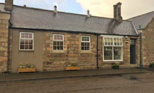 The Murly Tuck Cafe, Tarves - Opens!